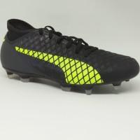 Sepatu bola puma original Future 18.4 FG Black new 2018 soccer footbal