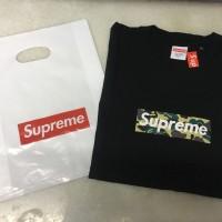 Premium Supreme Black Army T-shirt Mirror Quality 1 : 1 like Ori