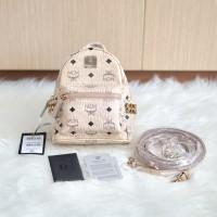 MCM Bebeboo backpack (mini)