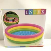 Kolam intex / kolam renang intex uk 114 /kolam mandi bola /kolam anak