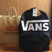 Vans bagpack original ori logo
