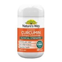 Natures Way Activated Curcumin Clinical Strength isi 30 tablet