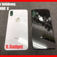 BACK DOOR BACK COVER TUTUP BATERAI BATTERY IPHONE X
