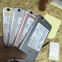 Iphone 6S 16gb Bekas Fullset