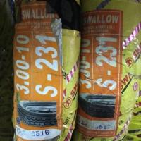 SWALLOW S231 : 300-10 (BAN MOTOR VESPA CLASSIC SMALLFRAME)