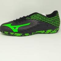 Sepatu futsal mizuno original Basara 103 IN black Green new