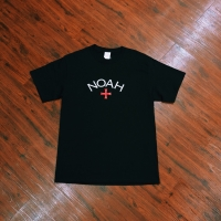 Noah Core Logo T-Shirt • Colour: Black