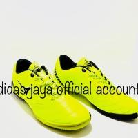 Sepatu Ardiles Futsal Coastal Hijau citron hitam