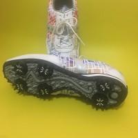 Sepatu golf wanita FJ original