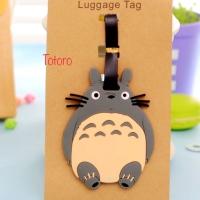 PANACHE Totoro Luggage Tag, Gantungan Nama di Koper