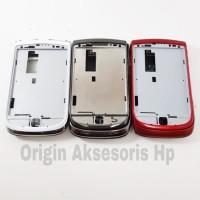 Kesing Casing Blackberry BB Torch / BB 9800 ORI Fullset + Tulang