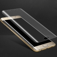 KOREAN Tempered Glass Samsung S7 EDGE G935 5.5inc FULL SCREEN CURVE 3D
