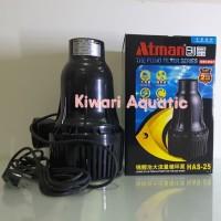 Atman HAS 25 / HA 25 Pompa Celup Kolam