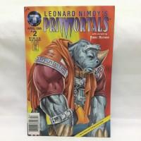 Leonard Nimoys Primortals Vol.1 No.2-April 95 Concept By Isaac Asimov