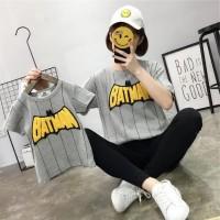 "Baju Couple Family ""Batman Stripe"" T-shirt"
