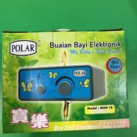 GRATIS MAKASSAR ONGKIR Ayunan bayi elektrik listrik Polar Musik