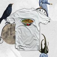 Kaos Mie Ayam Dengan Kearifan Lokal