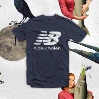 Kaos New Balance Dengan Kearifan Lokal