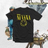 Kaos Nirvana Dengan Kearifan Lokal