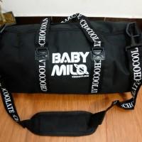 Duffle Bag / Travel Bag Bape x Baby Milo - Tas Travel Pria Bape