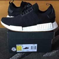 Adidas NMD R1 PK Black Gum Pack BY1887 Originals