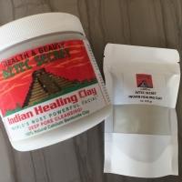 Aztec Secret Indian Healing Clay SHARE 100gr Masker Muka Komedo & Pori