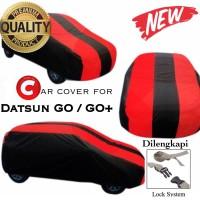 TERMURAH! Body Cover Premium/Selimut mobil/Car Cover Datsun GO / GO+