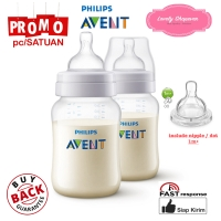 Botol susu Avent Philips Classic bottle 260ml 260 ml SATUAN
