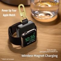 Apple Watch iWatch Powerbank Keychain Wireless Travel Charger