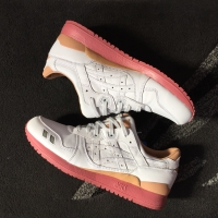 Asics Gel Lyte III Packer Shoes x J. Crew White Buck Original