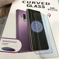 Tempered glass 5D anti gores clear gorilla glass samsung note9 9