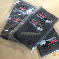 Sarung kulit jok motor balap merk SND