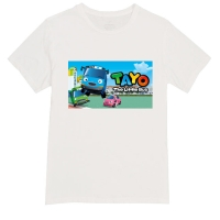 Kaos / tshirt / baju Tayo bisa anak bisa dewasa