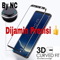 Tempered Glass SAMSUNG NOTE 9 FULL COVER anti gores kaca Note9 fullLEM