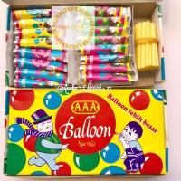 Balloon AAA balon ballon tiup mainan jadul plembungan seru murah