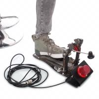 SZS Electric Kickpad Kick Pad for Drum Elektrik Yamaha DTX Roland SPD