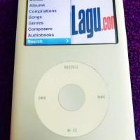 Ipod classic ge 6(TH) 80 gb