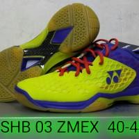 Sepatu Badminton Yonex SHB 03 Z Mex - SHB 03 Z Men Original