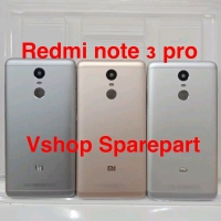 Backdoor Tutupan Baterai Casing belakang Xiaomi Redmi Note 3 Pro