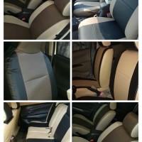 Sarung Jok Mobil Toyota Yaris Kulit Syntetc Full 2 Baris TERMURAHH