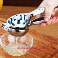 Top kualitas pemeras buah alat peras lemon orange juicer pressed clip