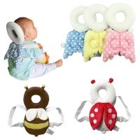 Bantal Pelindung Kepala Bayi - Baby Head Protector Ransel