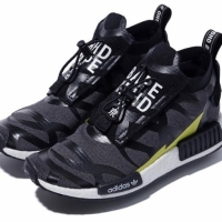 Sepatu Adidas NMD Bape X NBHD (ORI)
