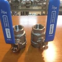 Stop kran / ball valve sankyo FULL BORE 1/2 inch