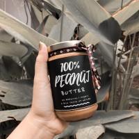 Pure peanut butter / selai kacang keto diet Organic