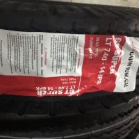 Ban GT gajah tunggal 700 14 R14 ban mobil tyre