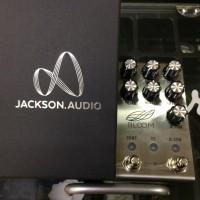 Jackson Audio Bloom Compressor/EQ/Boost Pedal