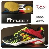 Sepatu Badminton Import FLEET BS 053 Unisex