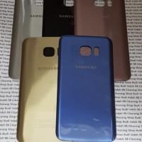 Back door Samsung S7 EDGE tutup belakang HP Back case Housing Cover