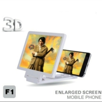 Kaca pembesar layar hp proyektor 3D enlarge scren dimensi